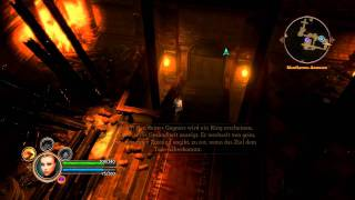 Dungeon Siege 3 Demo - 1/3 - HD Gameplay / German