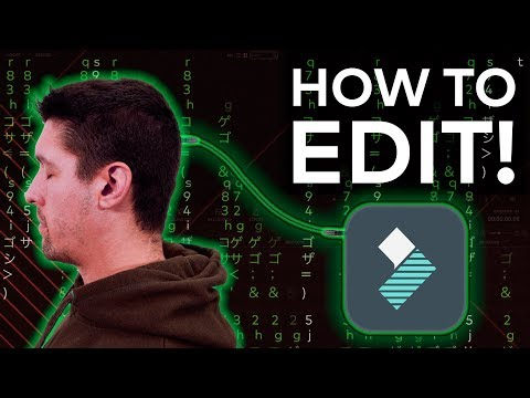 HOW TO EDIT VIDEOS -- Complete Beginner's Guide!