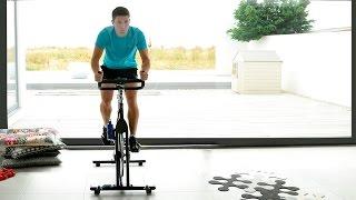 JTX Cyclo-6: Indoor Aerobic Training Exercise Bike