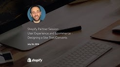 User Experience and Ecommerce: Designing a Site That Converts // Joe Leech