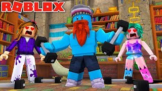 GETTING BUFF IN ROBLOX - Sharky Gaming | Roblox