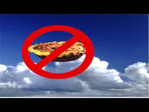 Say No To Pie In The Sky