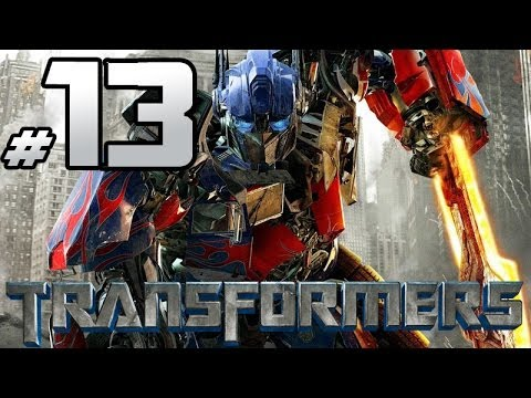 Transformers: The Game - Autobot Campaign - PART 13 - Jazz vs. Starscream