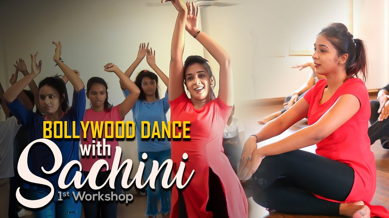 1st Bollywood Dance Workshop | Sachini Nipunsala