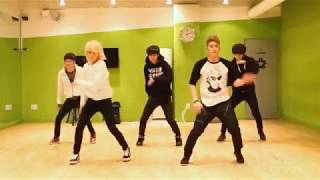 NU'EST 'Hello' mirrored Dance Practice [reup]