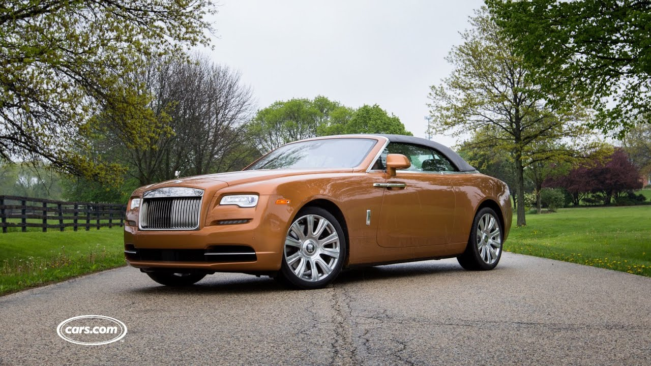 2016 rolls royce dawn review youtube for Smith motor cars charleston wv