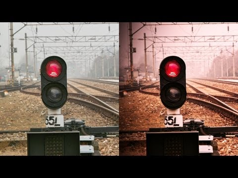 Photoshop Cs5 Tutorial: How to Add Mood to your Photography using Photo Filters!