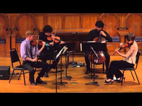 Friction Quartet:  Exit Music (Radiohead)