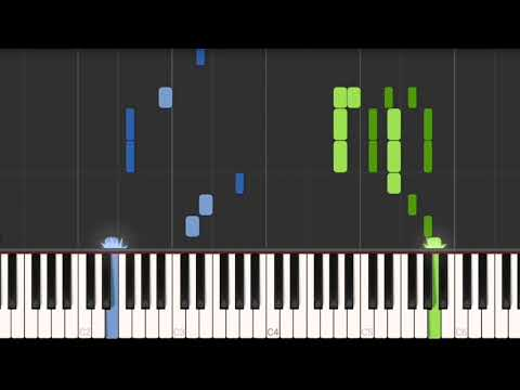 Unvoiced Pianist - 汪蘇瀧 Silence Wang - 有點甜 A Little Sweet - Piano Tutorial Cover (Simple) [Sheets]
