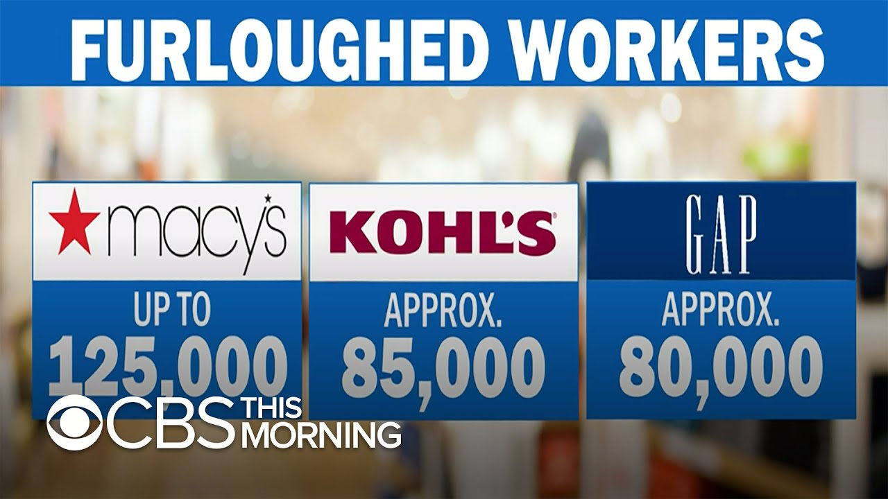 Coronavirus layoffs: Macy's, Kohl's furlough store workers, other ...