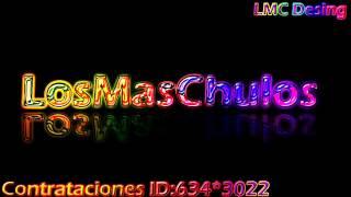 2012-Los Mas Chulos-Si Te Agarro.