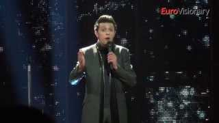 Aram MP3 - Not Alone - Armenia - Eurovision 2014