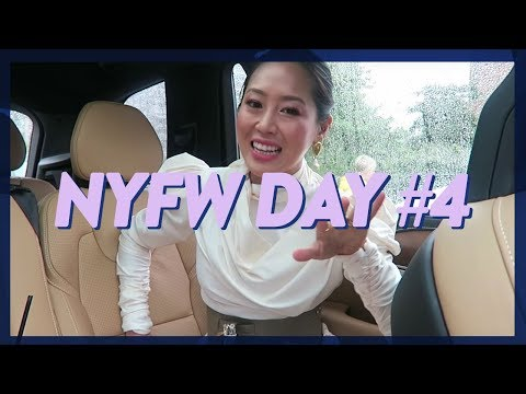 NYFW Day 4: Team Dinner, 31 Phillip Lim, Zimmermann & Proenza Schouler  Vlog #64  Aimee Song