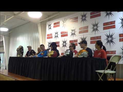 Smallville Comic-Con 2014 guest panel