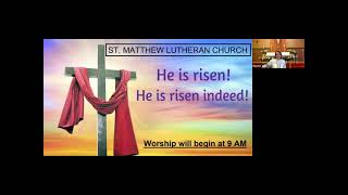 Easter Sunday Virtual Worship 4/4/2021