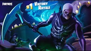 JE FAIT TOP 1 AVEC LE SKIN SOLDAT AU CRANE SUR FORTNITE BATTLE ROYAL !!!