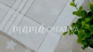 Repeat youtube video Como hacer vainicas. Dobladillo con vainicas.