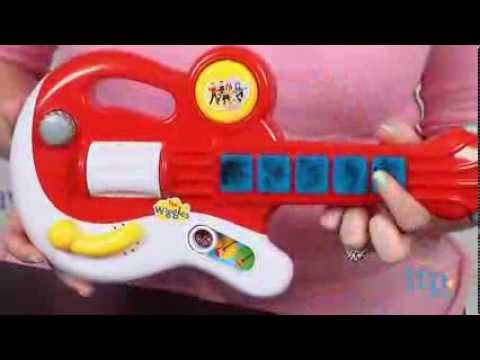 The Wiggles Musical Guitar from Wicked Cool Toys