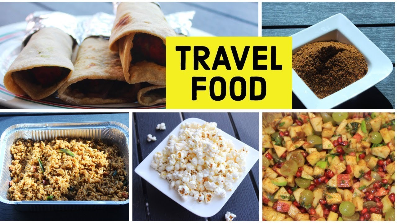 Easy Travel Food Ideas Picnic Food Recipes Youtube