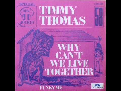Timmy Thomas Touch To Touch