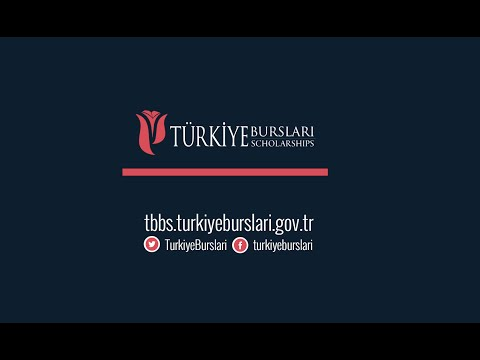 How to Apply Turkiye Scholarships (13 Letter Of Intent) (EN-TR)
