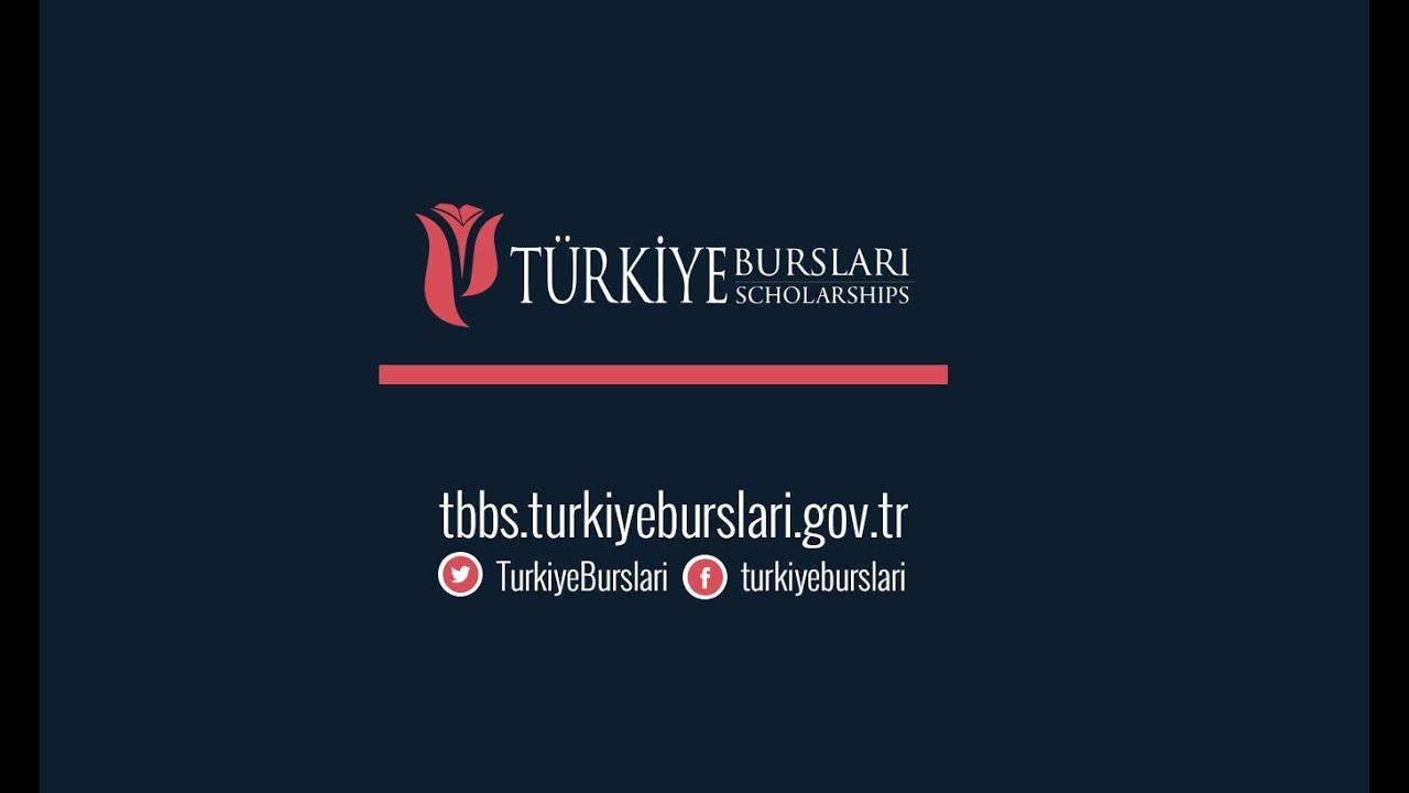 How to Apply Turkiye Scholarships (13 Letter Of Intent) (EN-TR ...