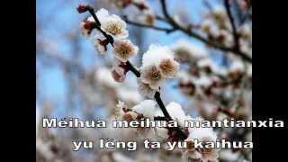 Mei Hua(Plum flower) - Teresa Teng