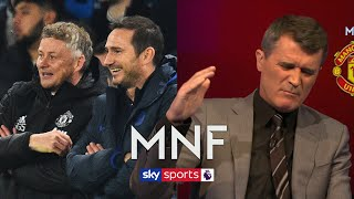 Does Roy Keane think Solskjaer and Lampard have under or over achieved this season? | MNF