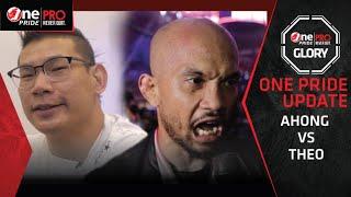 Tensi Makin Tinggi Jelang Pertandingan Rudy 'Ahong' Gunawan VS Theodorus Ginting FN #30 | One Pride