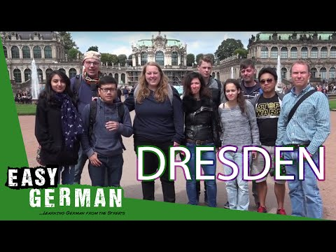 Dresden | Easy German 159