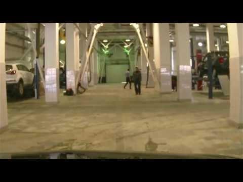 ТО 1, видео из ремонтной зоны