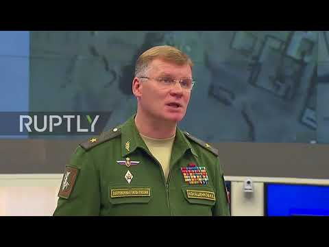 Russia: Russian subs launch 'Kalibr' cruise missile attack on IS targets in Syria – MoD