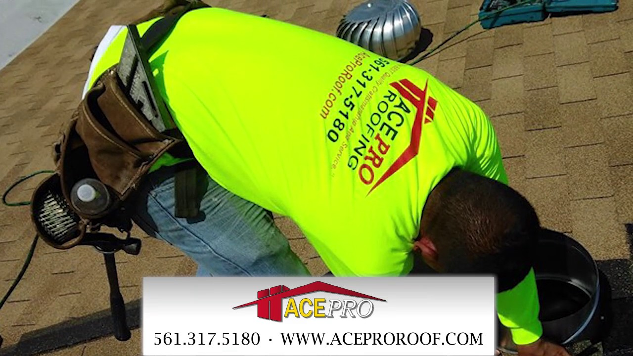 Ace Pro Roofing | Roofing in West Palm Beach