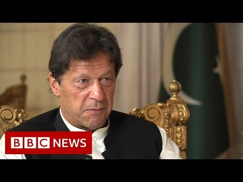 Pakistan PM Khan: Kashmir issue 'cannot keep boiling' - BBC News