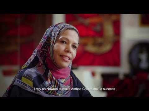 Asmaa Collectionz & Nawras - Sultanate of Oman