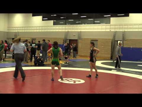 2014 Huskie Open: 48 kg Genie Gokhman vs. Jessica Ramgotra
