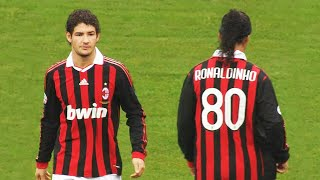 The day Ronaldinho & Pato shocked the world