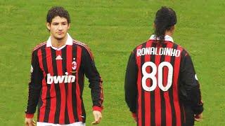 День, когда Роналдиньо и Пато потрясли мир