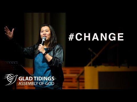 #Change - Rev. Tiffany Tang   27 May 2017