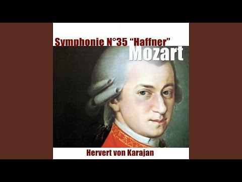 "Symphonie No. 35 In D Minor, K 385 ""Haffner"": III. Menuetto"