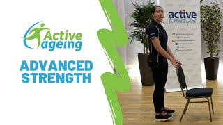 Active Ageing Advanced Strength