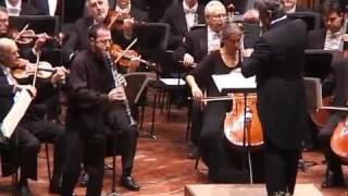Weber  concertino- Ron Selka-Israel Philharmonic Zubin Mehta - Live רון זלקה