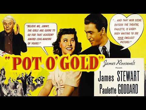 Pot O' Gold (1941) Old Comedy Movie