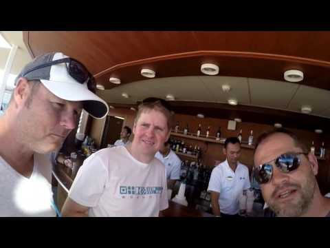 Durban Cruise! Pat's 40th - Sinfonia