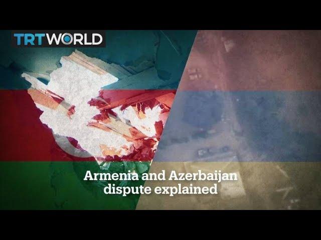 Armenia And Azerbaijan S Border Dispute Explained Youtube
