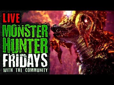 Help Us Hunt Down Kulve Taroth a New Monster in Monster Hunter World