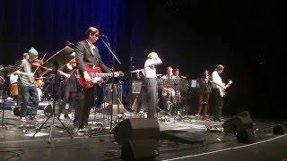 ICEAGE + stargaze - Against The Moon (Volksbühne, Berlin, 13/12/2015)
