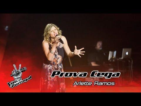 "Arlete Ramos - ""Summertime"" | Prova Cega | The Voice Portugal"