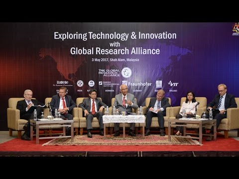 Global Research Alliance Annual Meeting welcome remarks