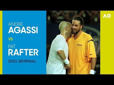 Andre Agassi v